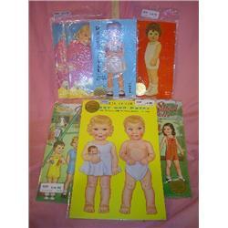 Queen Holden Assort. of Paper Dolls