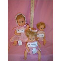 Amer Char Dolls  Teeny Weeny Tiny Tears