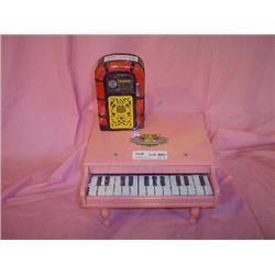 Condor Wood Grand Piano Juke box Ideola