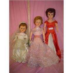 Vintage Dolls AE251 Teen 20 HH Eegee AE