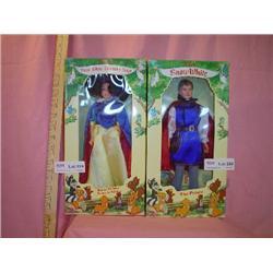 Walt Disney Snow White The Prince