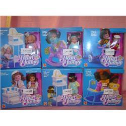 The Heart Family Nellie Honey Mattel MI
