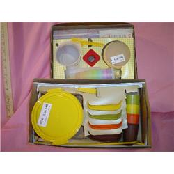 Tupperware Playsets Mini Party & Mixing