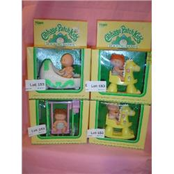 Cabbage Patch Tomy Babies Swing All new