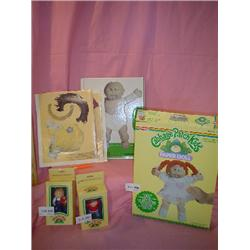 Cabbage Patch Tomy Paper Doll Legend Ne