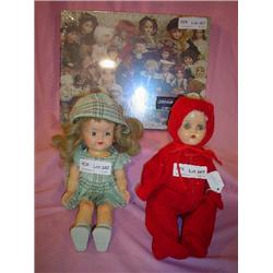 Puzzle Vintage Doll-Ideal Compo.Doll