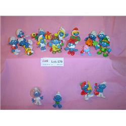 Smurfs Little Box of Action Figures