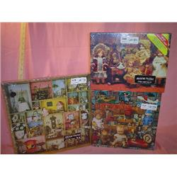 Jigsaw Puzzles Dolls Treasures All New