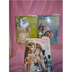 Doll Books Spinning Wheel Collector's