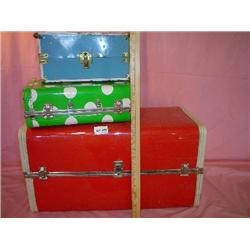 Vintage Doll Cases Doll Suitcase