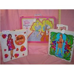 Barbie & Stacy Doll Cases/Mattel