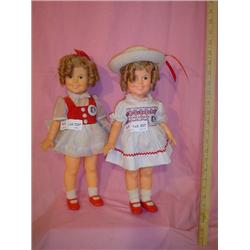 Shirley Temple Dolls Ideal 1972 MT