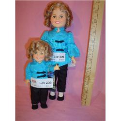 Shirley Temple Dolls Ideal Stowaway