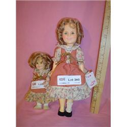 Shirley Temple Dolls Ideal Suzannah