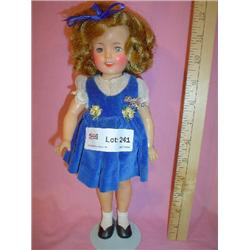 Shirley Temple Doll pin Ideal  ST-12-N