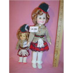 Shirley Temple Dolls Ideal Wee Willie