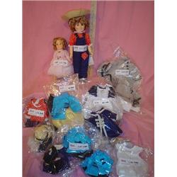 Doll Clothes Accessories & Shirley Temp