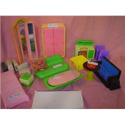 Barbie Doll Furniture. By Mattel MT