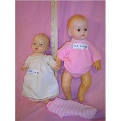 2 Dolls One w USA on back of head