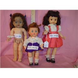 Dolls Nancy Ann Little Wingy Betsy McCa