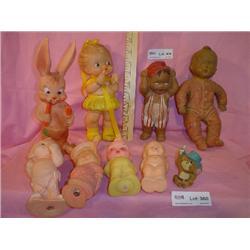 9 Squeaky Dolls Bye Bye Baby Alan Jay L