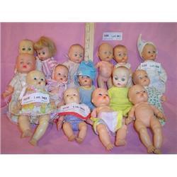 15 Dolls Lil Sister Lorrie Doll Boys &