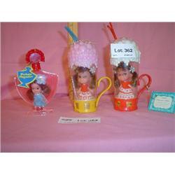 Fragrance Tyme Perfume Playmates Dolls