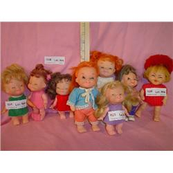 8 Freckle Faced Dolls Montana