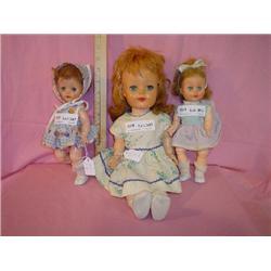 3 Dolls Ideal Nancy Ann Other