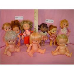 9 Dolls African Amer R Dakin  Co