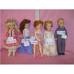 Fashion Dolls Vogue Jill Pollyanna Unee