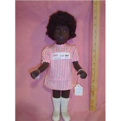 Sasha Cora African American Doll.