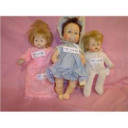 Dolls Mme Alexander Little Huggums Swee