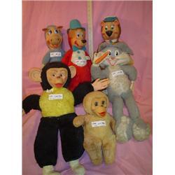 Stuffed Animals Yogi Bear Huckleberry B