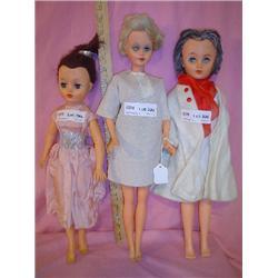 6 Dolls Julie Mattel Baby First Step Ka