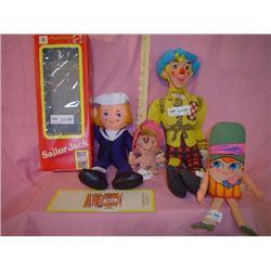 Rag Dolls Cracker Jack Toofums Flossie