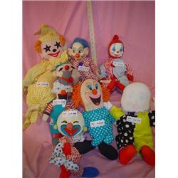 Clowns Bozo Patter Pal Mattel 1970