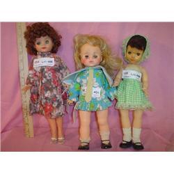 Dolls Betsy McCall Horsman Uneeda Moniq