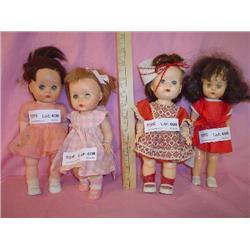 Dolls R & B Nancy Ann Plastic Molded Ar