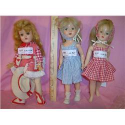 Dolls Ideal USA Possibly Polly Montana