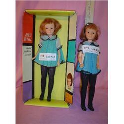 Betsy McCall Dolls Uneeda 1963 MT