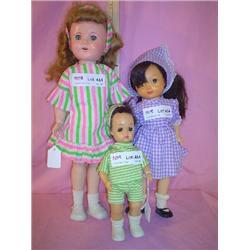 Dolls Tiny Terri Lee Betsy McCall Ideal