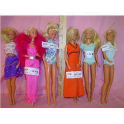 Barbie Dolls Mattel Malibu Barbie MT