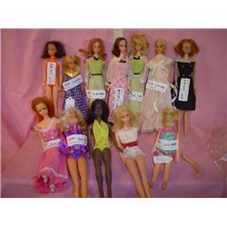 Mattel Barbie Christy Kelly Malibu Skip