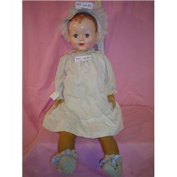 EffanBee Doll Head Cloth stuffed trunk