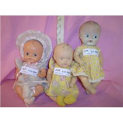 Dolls Sun Rubber Co Sunbabe Cindy Lee M