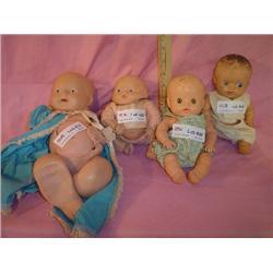 Dolls Pettit Sunbabe So Wee Sun Rubber