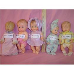 Dolls Sunbabe So-Wee Sun Rubber Co MT