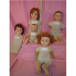 Composition Dolls American Char CDC