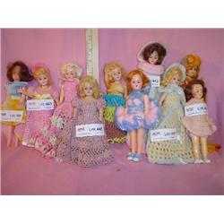 Dolls Crocheted Knitted Duchess Doll Co
